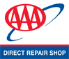 AAA Direct Repair Shop Logo
